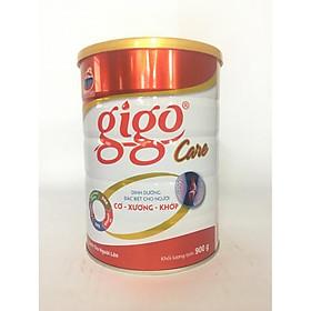 Sữa Bột dinh dưỡng cho người bị bệnh cơ - xương - khớp GIGO CARE 900 gr
