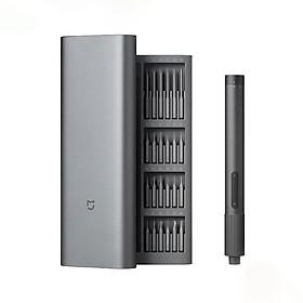 Bộ tua vít điện bỏ túi đa năng Xiaomi Mijia MJDDLSD003QW 24 trong 1, tích hợp cổng Type-C - Hàng Nhập Khẩu