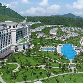 Villa Vinpearl Discovery Rockside Nha Trang 2N1Đ | Ăn sáng & Vui chơi Vinwonders không giới hạn