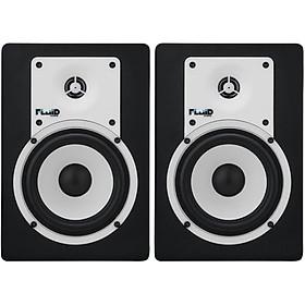 Loa kiểm âm Fluid Audio C5 - Loa kiểm âm cao cấp hỗ trợ phòng thu, chuyên gia ghi âm - Cho âm thanh chính xác, tinh tế nhất - Bass 5 inch, công suất 50W, mạch class A/B - Võ gỗ cao cấp - Hàng chính hãng