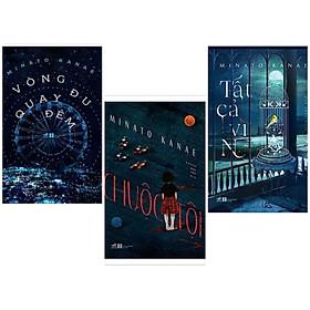 Combo 3 cuốn tiểu thuyết trinh thám: Tất Cả Vì N + Chuộc Tội + Vòng Đu Quay Đêm
