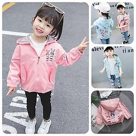 AK26Size90-140 (9-30kg)Áo khoác gió cho béThời trang trẻ Em hàng quảng châu