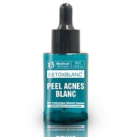 Kem dưỡng Peel Acnes Detox BlanC (30ml) - Ngăn Ngừa Mụn, Làm Mờ Sẹo, Se Khít Lỗ Chân Lông