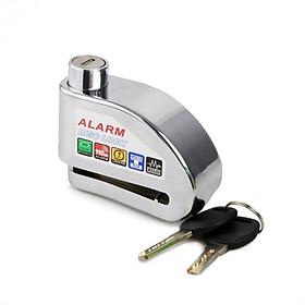 Khóa đĩa báo động chống trộm xe máy ALARM - Hàng chính hãng