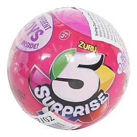 Mô Hình Trứng Zuru - 5 điều bất ngờ cho bé gái