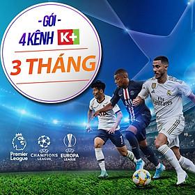 [E-Voucher] Gói 3 tháng Dịch Vụ Xem Trực Tuyến K+ - FPT Play - K+