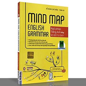 Sách - Mind map - English Grammar - Ngữ pháp tiếng Anh bằng sơ đồ tư duy