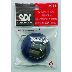 Chuốt chì 2 lỗ (gọt chì, chì màu) SDI 0133