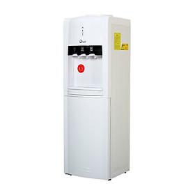 Cây Nước Nóng Lạnh 3 Vòi FUJIE WD1800C (Làm Lạnh Nhanh Bằng BLOCK) - Hàng Chính Hãng