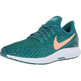 Nike Men's Air Zoom Pegasus 35 Running Shoe Geode Teal/Bright Mango/Clear Emerald 13 Medium US