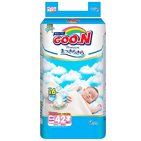 Tã dán Goo.n Premium NB42 miếng (newborn-5kg)