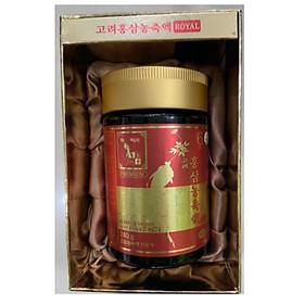 Thực phẩm bảo vệ sức khỏe  CAO HỒNG SÂM ROYAL HÀN QUỐC KGS – KOREAN RED GINSENG EXTRACT ROYAL 240g