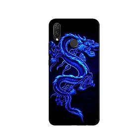 Ốp Lưng Dẻo Cho Điện thoại Huawei Nova 3i - Dragon 01