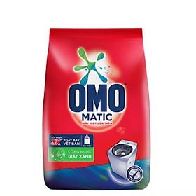 Bột giặt OMO Matic cửa trên 3kg