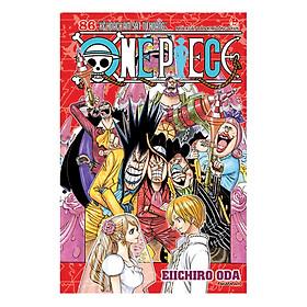 One Piece - Tập 86 (Bản Bìa Rời)