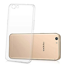 Ốp Dẻo Trong Suốt Dành Cho Oppo F1s