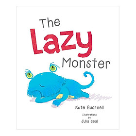 Little Monster: The Lazy Monster