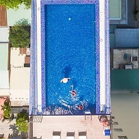 King's Finger Hotel 3* Đà Nẵng - Buffet Sáng, 02 Hồ Bơi Ngoài Trời, Ngay Trung Tâm, Gần Biển