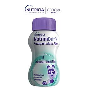 NutriniDrink Compact Multi Fibre Neutral (lốc 4 chai)