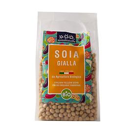 Hạt Đậu Nành Hữu Cơ 400g Sottolestelle Organic Soy Beans
