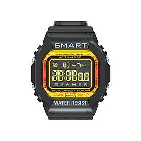 LOKMAT MK22 Smart Bracelet BT Smart Men Watch Sport Fitness Pedometer Water Resistance Call Reminder Clock Digital
