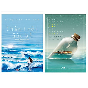 Combo 2 cuốn truyện ngôn tình hay : Chân Trời Góc Bể (Tái Bản) + Kia Khoảng Trời Sao, Đây Khoảng Biển (Tặng kèm Bookmark thiết kế AHA)