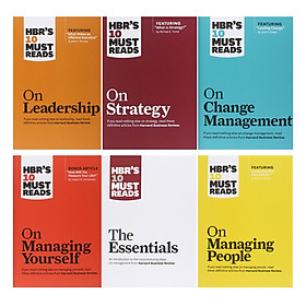 Harvard Business Review's 10 Must Reads Boxed Set (6 Books)
