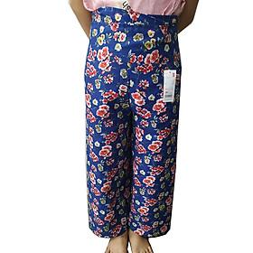Váy chống nắng dạng quần chống tia UV vải cotton- màu ngẫu nhiên