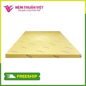 (1m8x2mx10cm) - Nệm cao su hoạt tính Thuần Việt Classic - Khử mùi hiệu quả