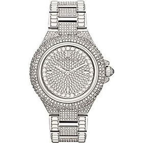 Michael Kors Camile Crystal Pave Dial Crystal Encrusted Ladies Watch MK5869