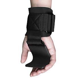 Quấn Cổ Tay Có Móc Thép Nâng Tạ Sport Pressure Wrist Support AOLIKES YE-7643-0