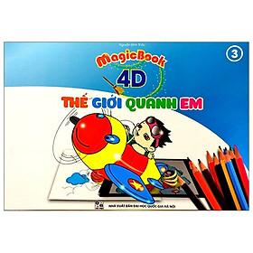 Magic Book 4D - Thế Giới Quanh Em