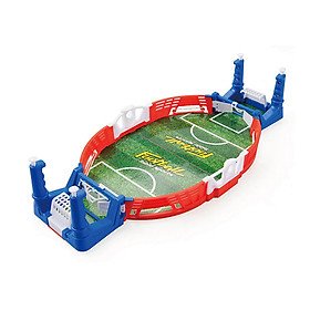 Mini Football Board Table Football Game Kit Tabletop Soccer Toys Kids Educational Tool Outdoor Portable Table Games Set