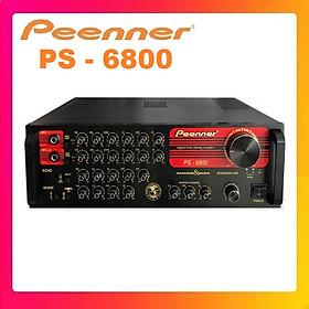 Amply Karaoke Gia đình PEENNER PS 6800 - Hàng chính hãng