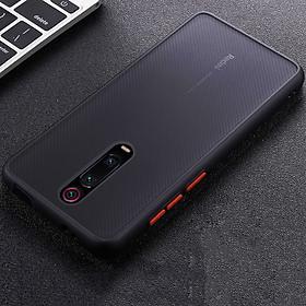 Ốp lưng cho Xiaomi Mi 9T / Redmi K20 trong nhám viền màu