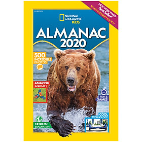 National Geographic Kids Almanac 2020 (US Edition)