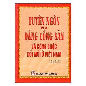 Tuyên Ngôn Của Đảng Cộng Sản Và Công Cuộc Đổi Mới Ở Việt Nam