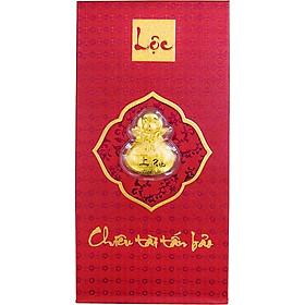Bao lì xì vàng 24K Chiêu Tài Tấn Bảo Ancarat - BLX02