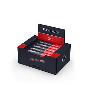 Cà phê sticks - Davidoff Café Rich Aroma - Vị chua thanh và đắng đậm đà - 45 gr
