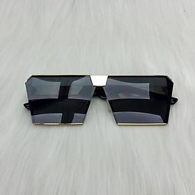 Mắt kính mát nữ thời trang cao cấp chống tia UV - TTP8095D - Kính nữ xi phẳng
