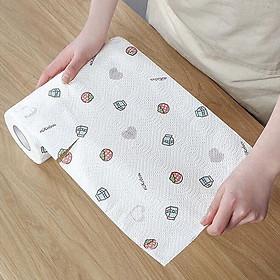 Khăn giấy lau đa năng siêu thấm hút