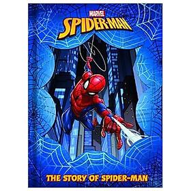 Marvel - Spider-Man: The Story of Spider-Man (Animated Lenticular Marvel)