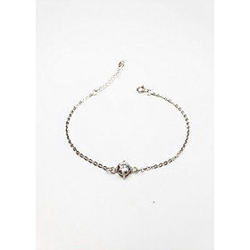 Lắc tay bạc nữ nụ xinh KEELY VALDA