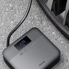 Bơm lốp ô tô xiaomi 70mai midrive TP03 , Bơm lốp đa năng  , Bơm lốp mini - Hàng nhập khẩu