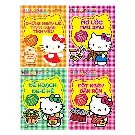 Combo: Hello Kitty - Cẩm Nang Bé Gái: Bộ (04 Cuốn)