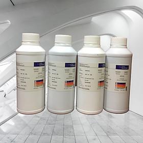 Bộ mực in phun màu dùng cho máy in phun Canon 6560/677066860/ E506 ( Bộ 4 màu/ 4 chai )