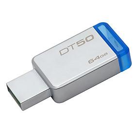USB Kingston DataTraveler DT50 64GB - USB 3.1 - Hàng Chính Hãng
