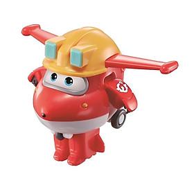Đồ Chơi Robot Biến Hình Mini Jett Xây Dựng Superwings YW730011