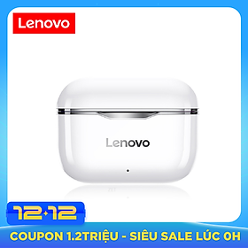 Tai nghe thể thao không dây Lenovo LP1 TWS Bluetooth 5.0 True Wireless cảm ứng thông minh chống thấm IPX4