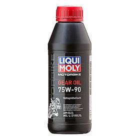 Nhớt Hộp Số Liqui Moly Motorbike Gear Oil 75W-90 1516 (500ml)